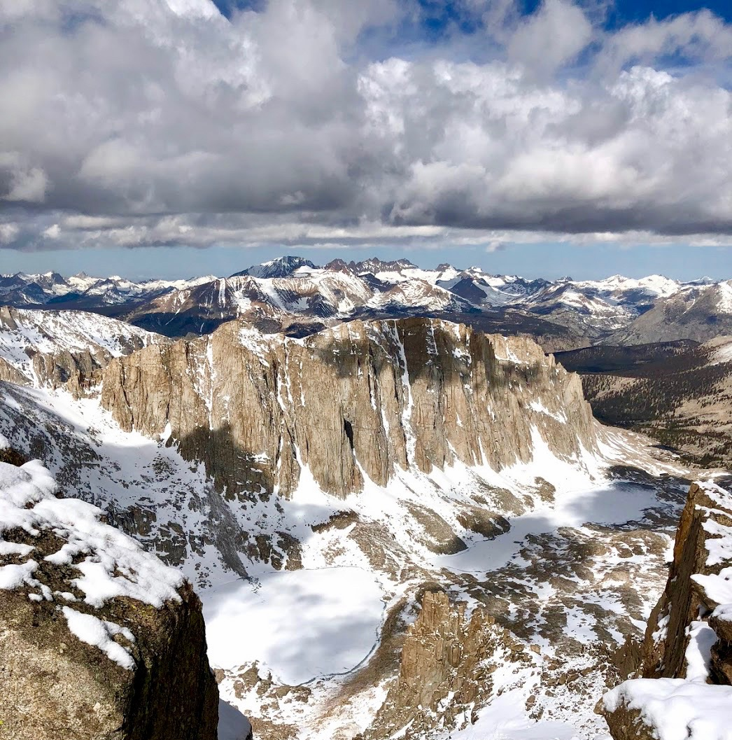 Climbing Mt Whitney in May